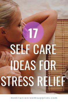 Are you feeling overwhelmed? Get inspired by these 17 self care ideas to help melt the stress away! selfcare checklist, self care routine, self care sunday, self care day #selfcare #stressrelief #selfcareideas #massages #meditation Stress Relief Meditation, Work Stress, Self Care Activities, Meditation For Beginners, Release Stress, Mental Health Matters, Peace And Harmony, Restorative Yoga, Self Care Routine