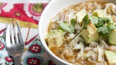 Healthy Chicken Chili with Barley Recipe | Yummly