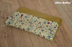 Alice Balice DIY : pochette gold