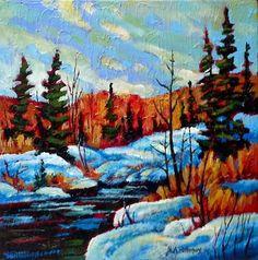 Artwork >> Bellemare Michel-André >> Tomorrow winter