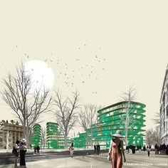 Avenue Foch By Hamonic+Masson Architectes | Interior Design