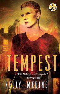 @Kelly Meding  TEMPEST