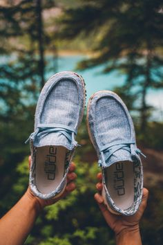 Adventure is waiting, travel the world in comfort with Hey Dude Shoes! If you like Fashion Checkout our Roku Channel! Over Boots, Zapatos Shoes, Hey Dude, Hype Shoes, Dream Shoes, Shoe Closet, Shoe Game, Me Too Shoes, Boy Shoes