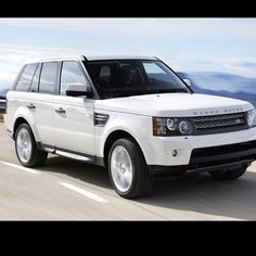 The Ranger Rover Sport and the Dream SUV that I've wanted since I knew what a cars were, and before I figured out how very expensive they are. WOW.