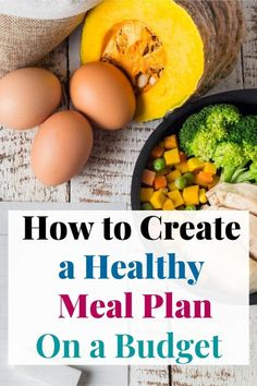 If you want to start serving your family healthy and nutritious meals, but money is tight, then you need to know how to meal plan on a budget. Here is How to Create a Healthy Meal Plan on a Budget! #mealplanning #mealplan #momlife #food #weeklymealplan #menuplan #savemoney Healthy Family Meals, Nutritious Meals, Healthy Recipes, Family Meal Planning, Menu Planning, Frugal Meals, Budget Meals, Recipe Finder, Meal Prep Containers