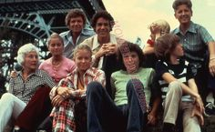 The Brady Bunch at Kings Island Amusement Park - watched this episode last night and recognized the park.  Cool!