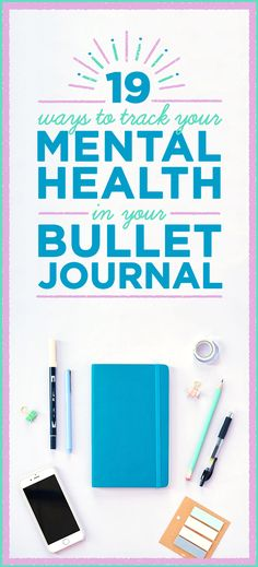 Here's How To Use A Bullet Journal For Better Mental Health - BuzzFeed News  This is so good <3