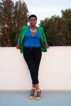 Issa Rae- Awkward Black Girl Interview And Pics