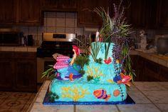Shelbys 3rd bday cake