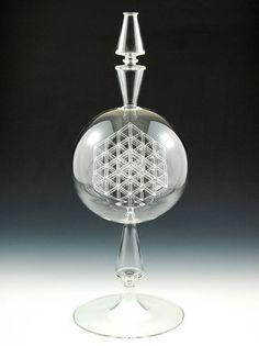 Scientific Glassblowing Sculptures
