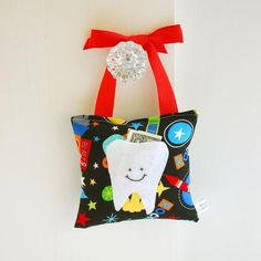 Tooth Fairy Pillow.. Trying to get easy ideas