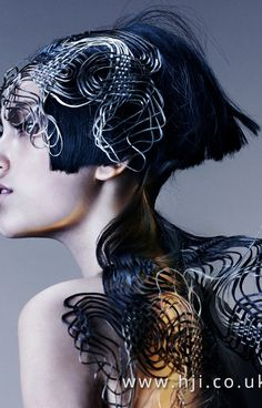 Indira Schauwecker, TONI&GUY, Covent Garden is a finalist for HJ's 2016 Avant Garde Hairdresser of the Year.