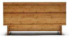 WE:DO:WOOD: Slagbænk i bambus
