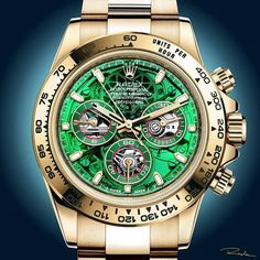 New $2-million Rolex Daytona...WTF?!? Follow if you love watches! #finemen'swatches