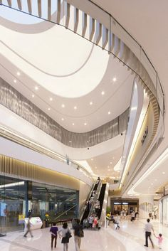 Popcorn @ TKO mall  in Hong Kong by AGC Design