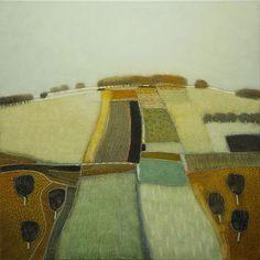 Paintings / Schilderijen 2019 Abstract Landscape Painting, Landscape Art, Landscape Paintings, Abstract Art, Minimalist Landscape, Small Canvas, Contemporary Paintings, Collage Art, Painting Prints