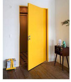 :: ousadia na porta colorida ::