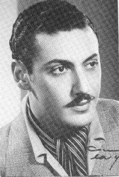 Otto Sirgo Primer actor cubano, padre del actor Otto Sirgo Haller, actor cubano radicado en Mexico fallecio en 1966