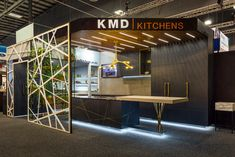 KMD Kitchen at the Auckland Home Show