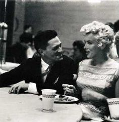 Image result for elia kazan and marilyn monroe