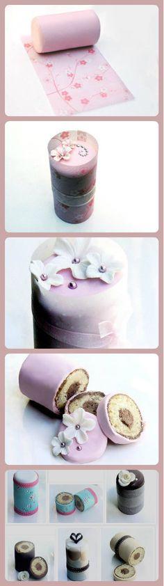 Novidade! Tall Cupcakes, hummm… | Lembrancinhas de Casamento