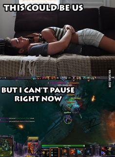 I'm in RAID XD XD Hahahahah