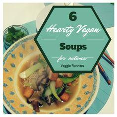 Hearty Vegan Soups for Autumn