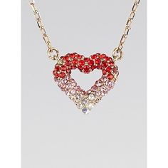 Pre-owned Louis Vuitton Rose Gold LV and V Supple Necklace ($355) ❤ liked on Polyvore featuring jewelry, necklaces, charm necklaces, heart charm, rose gold necklace, rose gold chain necklace and rose gold pendant necklace