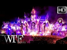 TOMORROWLAND ~ THE DEMONIC MUSIC FESTIVAL ALIVE IN AMERICA 2015 - YouTube uploaded September 30th 2015 (10:15 video) This a demonic infused festival. Open your eyes!