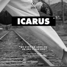 "GOT7 JJ Project ""Verse 2"" Track Card 4 - Icarus"