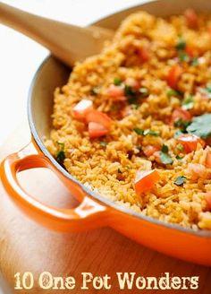 10 one-pot wonders: beef stew, arroz con pollo, Julia Child's beef bourguignon