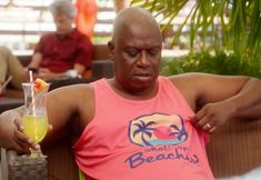 7956f25a Wath's Up Beaches Brooklyn 99 Captain Holt Unisex Jersey Tank - Funny TV  Show Brooklyn Nine Nine Clothing - Brooklyn Precinct T-Shirt
