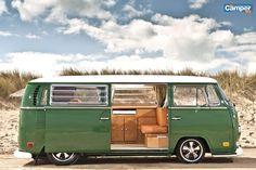 Out in the open air. #Volkswagen #Bus #RoadTrip #Travel #Explore #Wanderlust