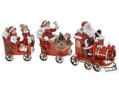 tren navideño decorativo - Buscar con Google