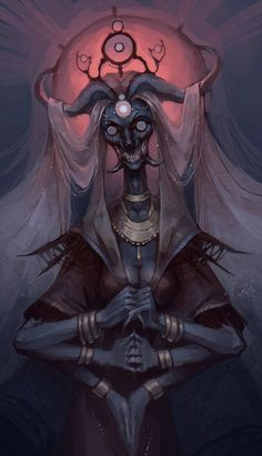 Dark Character by Selann on DeviantArt Fantasy Demon, Fantasy Monster, Dark Fantasy Art, Dark Creatures, Fantasy Creatures, Mythical Creatures, Fantasy Inspiration, Character Inspiration, Character Art