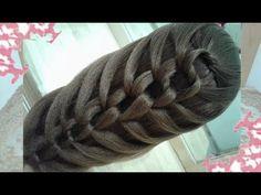 Peinados FÁCILES Y RÁPIDOS Para uso diario | Increíbles Peinados (Tutorial Paso a Paso)#1 - YouTube