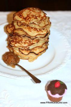 Trucchi x pancake I pancakes ottenuti si possono congelare - alternati con un foglio di carta forno - e scongelare al momento dell'utilizzo.