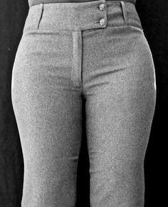 Modelos de pantalones de vestir  #modelos #modelosdevestir #pantalones #vestir Hijab Dress, Fashion Sewing, Fashion Pants, Suits For Women, Girl Outfits, Trousers, Jeans, Womens Fashion, Jackets