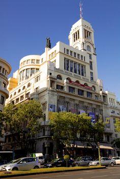 Círculo de Bellas Artes , Madrid