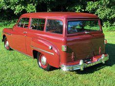 1949 Plymouth Suburban For Sale Rear