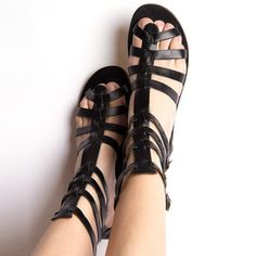 Gladiator Women's Black, $99, now featured on Fab.