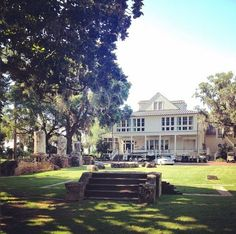 The Inn at Palmetto Bluff. Bluffton, SC. #Lowcountry #Travel #Resorts