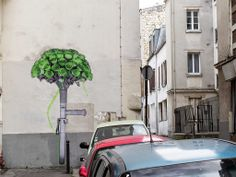 "Ludo ""Love And Riot"" New Pieces - Paris, France"