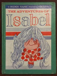 The Adventures of Isabel by Ogden Nash by ReadeemedBooks on Etsy