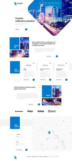 by Roman Lel - India's Top Website Design & Custom Development Agency. ----------- We're award-winning web design agency having team of professionals & creatives who. Web Design Trends, Ux Design, Layout Design, Design De Configuration, Site Web Design, Top Website Designs, Design Sites, Web Design Tutorial, Web Design Mobile