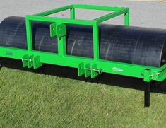 Heavy Duty Turf Rollers | Turf Equipment | New Holland PA Tractor Accessories, Dump Trailers, Gravel Path, Sports Complex, New Holland, Parks And Recreation, Rollers, Frames On Wall, Tractors
