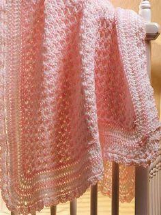 Free Crochet Pattern: Crochenit Baby Set