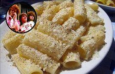Rigatoni Cacio e Pepe alla Cream