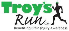 Troy's Run Foundation Benefiting Brain Injury Awareness Brain Injury Awareness, Ptsd, Troy, Foundation, Running, Ideas, Keep Running, Why I Run, Foundation Series