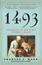 Uncovering the New World Columbus Created' by Charles C. Mann ---- A deeply engaging new history of how European settlements in the post-Colombian Americas shaped the world, from the bestselling author. Up Book, This Book, Best History Books, Thing 1, Nonfiction Books, Book Lists, So Little Time, Bestselling Author, Books To Read